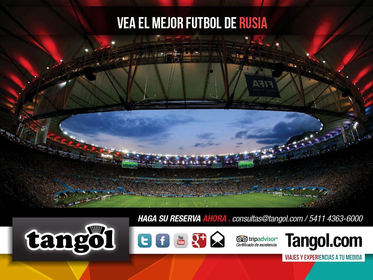 Paquete Fase De Grupos - 3 Partidos De Mexico En Rusia