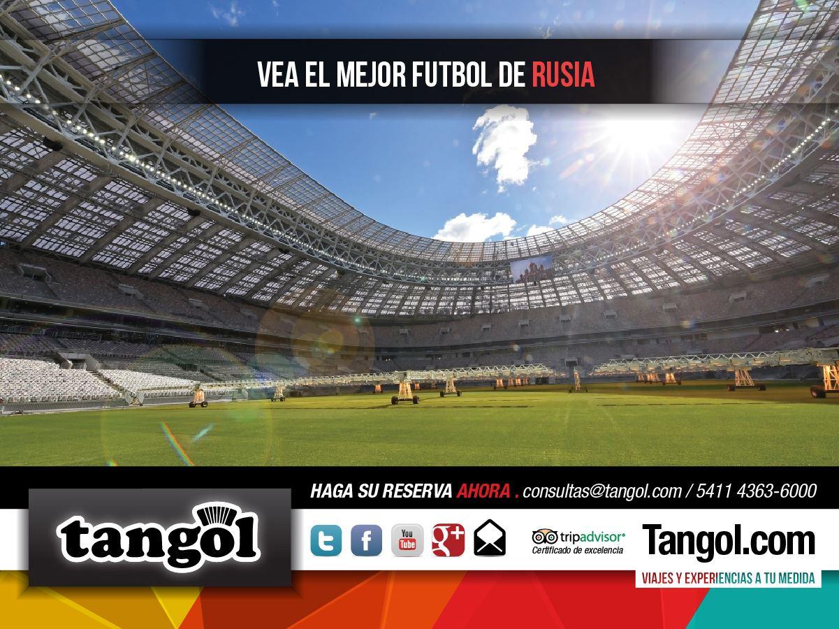 Paquete 3 Partidos De Uruguay En Rusia - Entradas