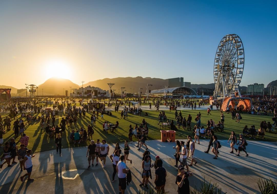 Rock in Rio 2019 Package