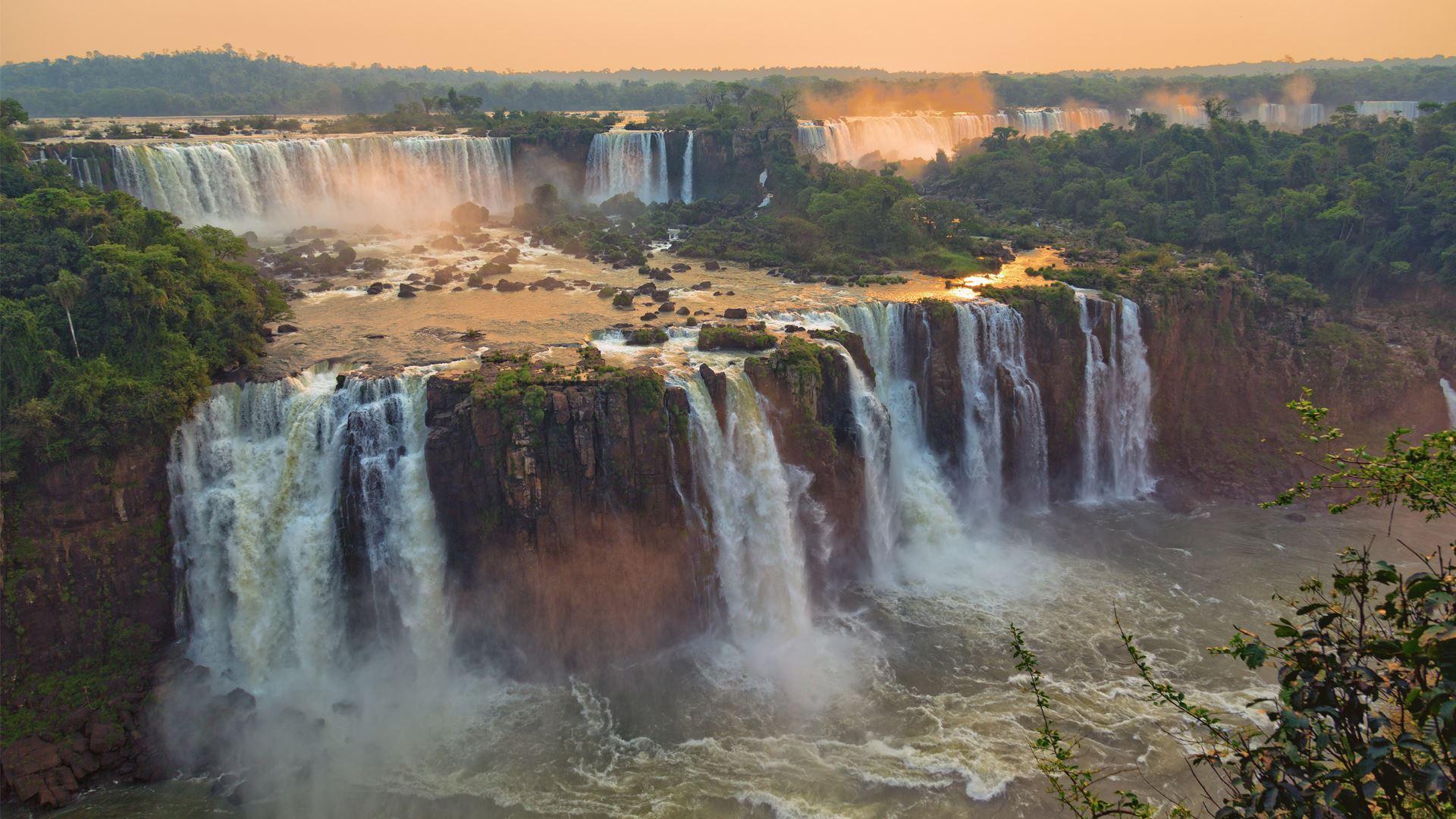 Buenos Aires Com Cataratas Do Iguazu E Rio De Janeiro