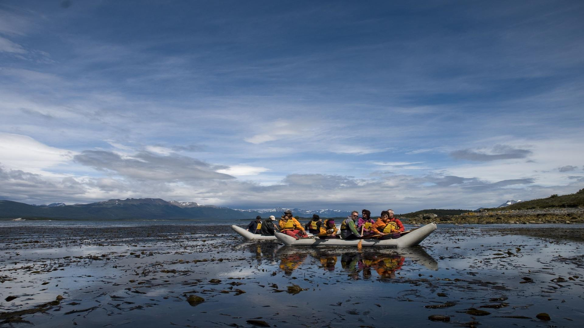 Ushuaia Deluxe Package In The End Of The World