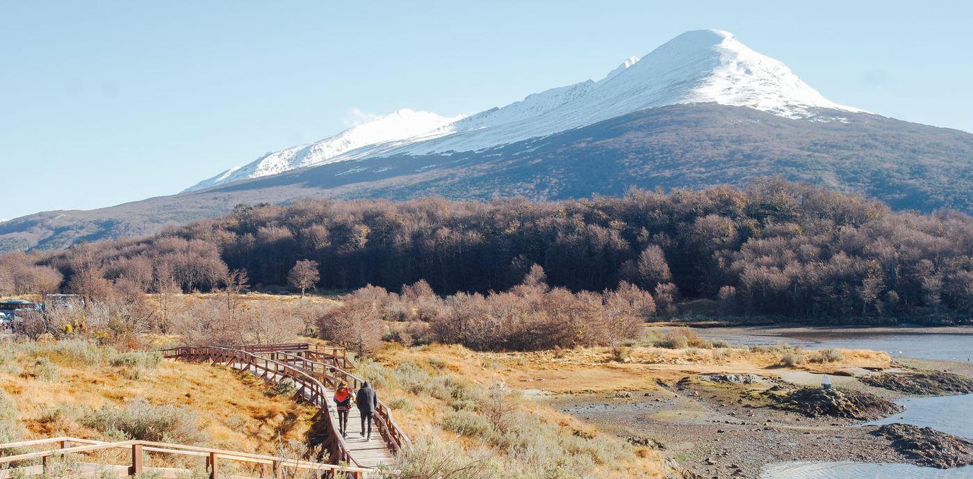Parque Nacional Tierra Del Fuego con opcional Tren del Fin del Mundo