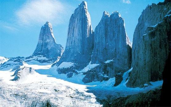 Tour Torres Del Paine En El Dia