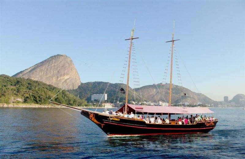 Guanabara Bay Cruise - Boat Tour
