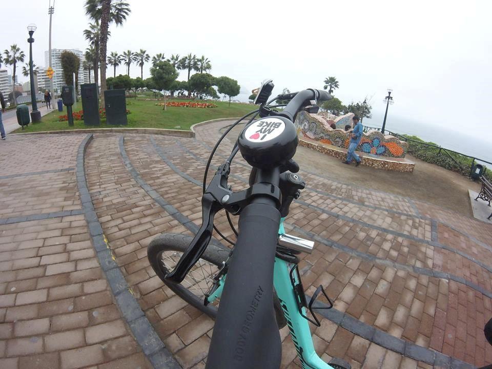 Passeio de bicicleta em Miraflores e Barranco