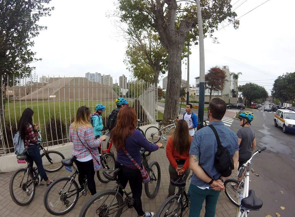 Bike Tour - Miraflores & Barranco