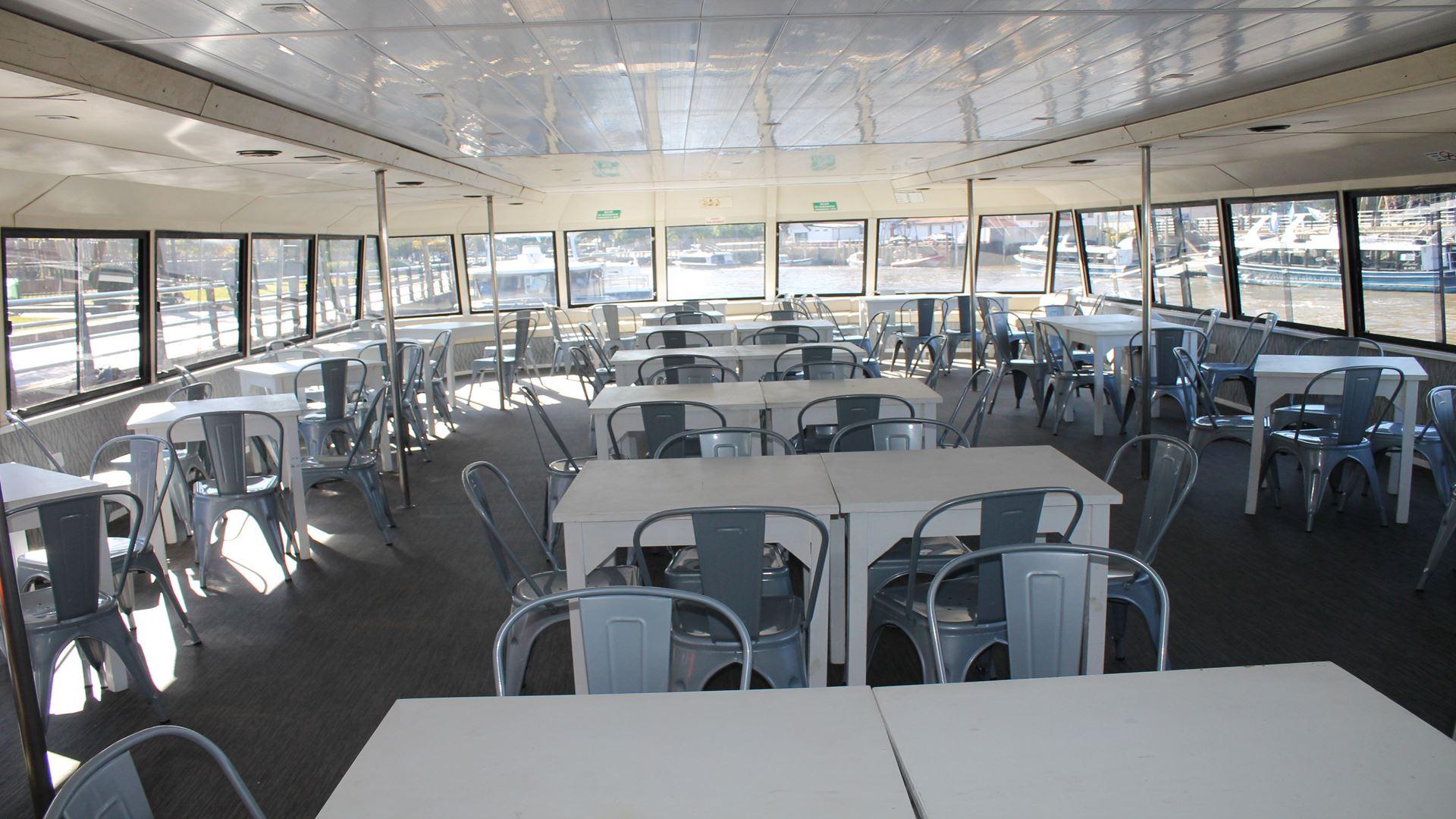 Paseo En Catamaran Por El Delta Con Almuerzo