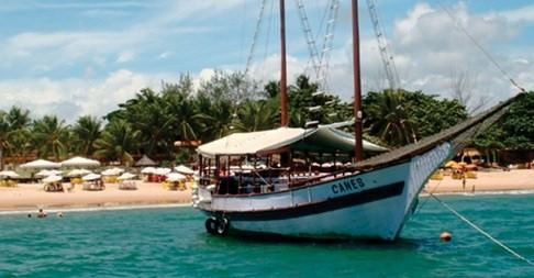 Tropical Islands Schooner Ride