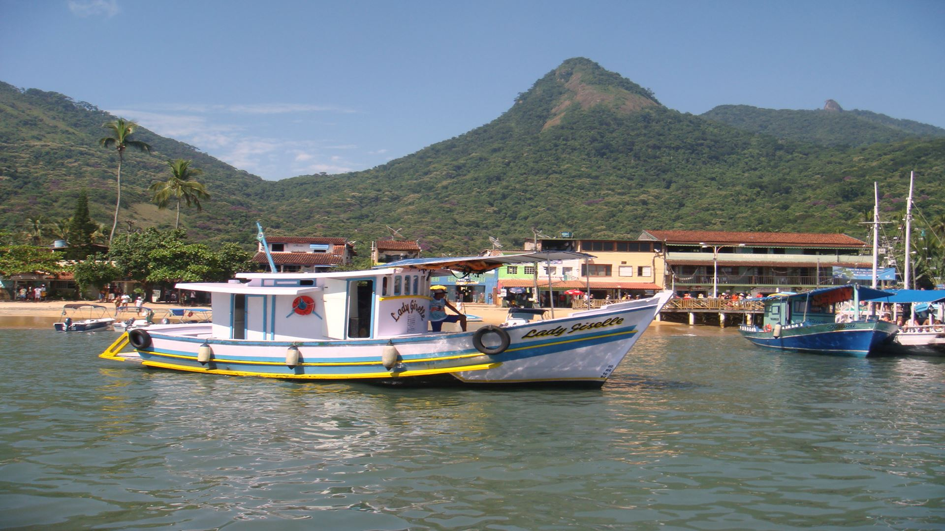 Tour To Ilha Grande