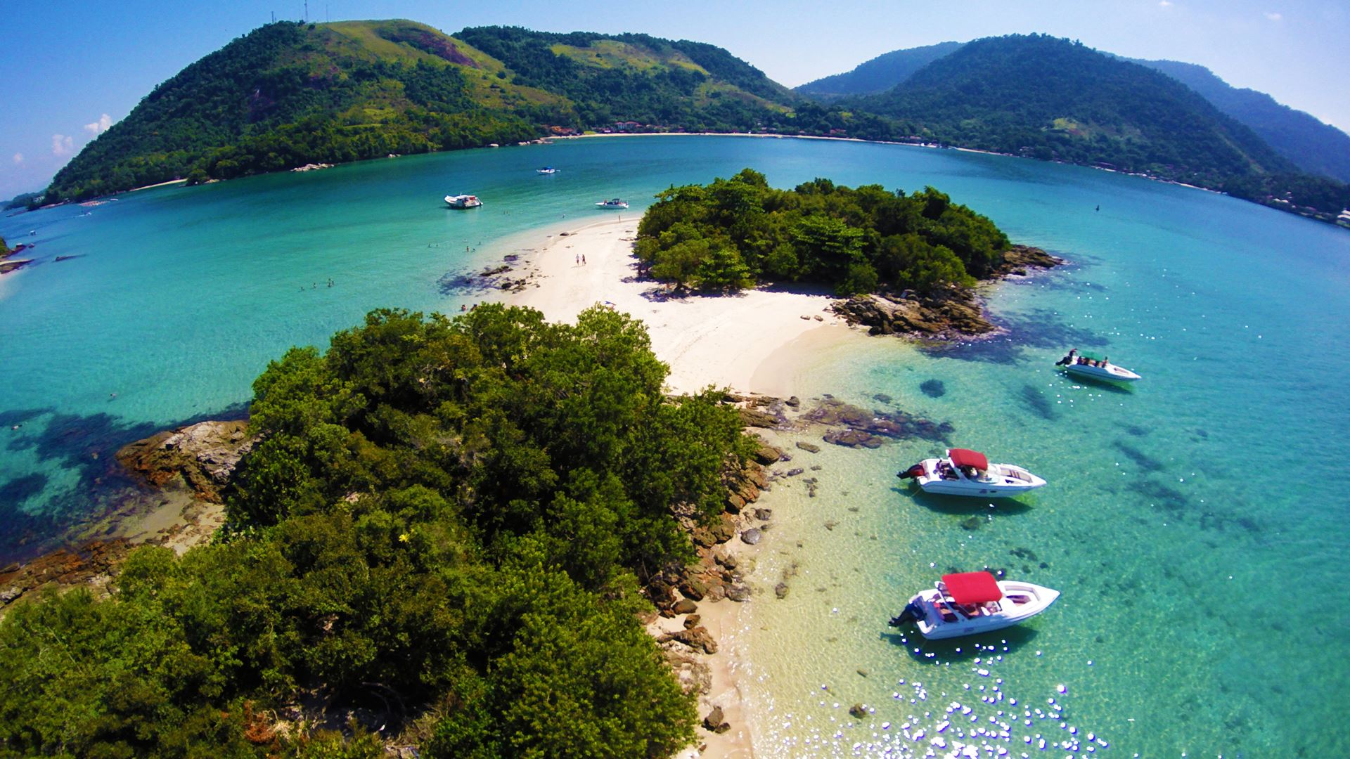 Tour To The Paradisiac Islands Of Angra