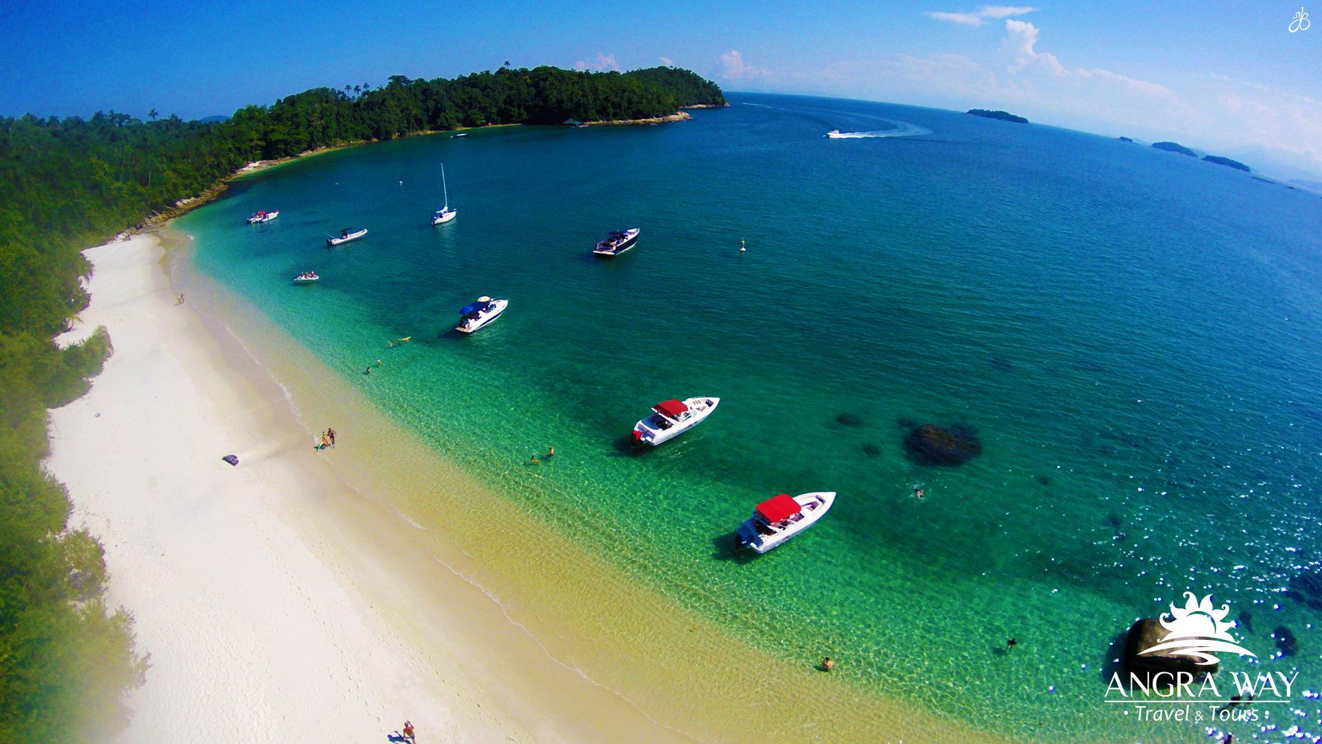 Tour To The Paradisiac Islands Of Angra