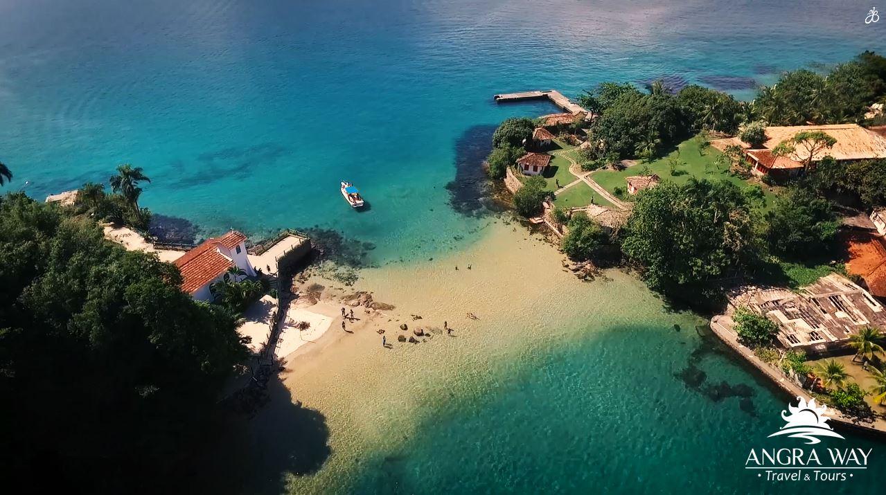 Tour a las Ilhas Paradisiacas de Angra dos Reis