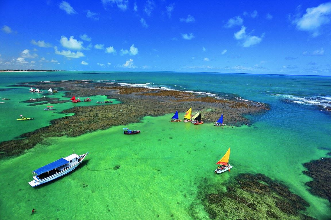 Full Day Tour To Porto De Galinhas