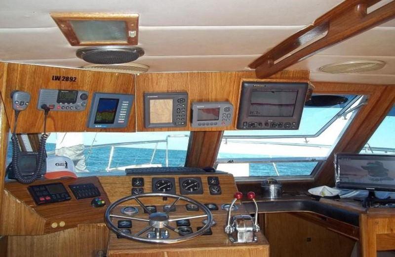 Pesca en Mar del Plata - Pesca de Media Altura