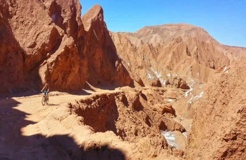 Atacama Bike Tour - Quitor & Catarpe