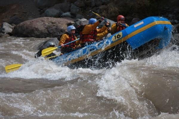 Rio Maipo Rafting