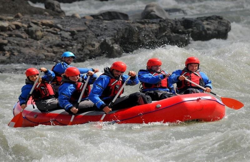 Rafting El Chalten