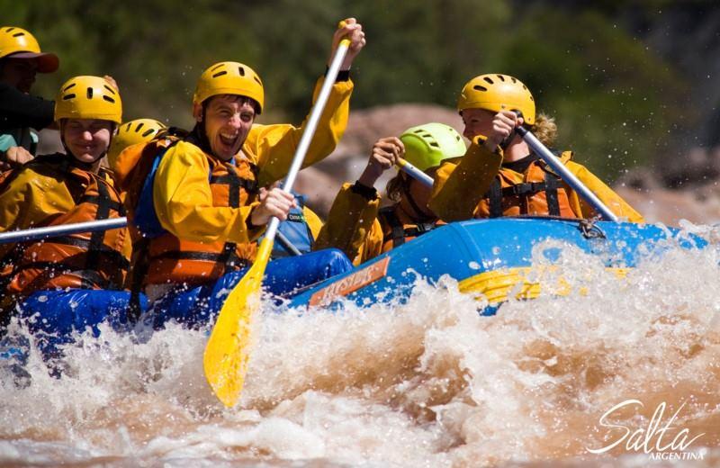 Rafting Em Salta