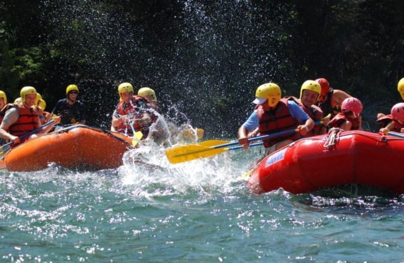 RAFTING LOWER MANSO RIVER