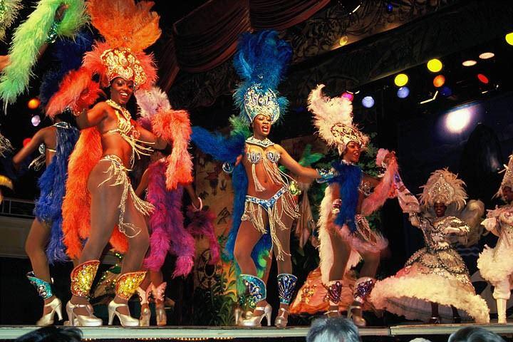 Samba Show Rio De Janeiro