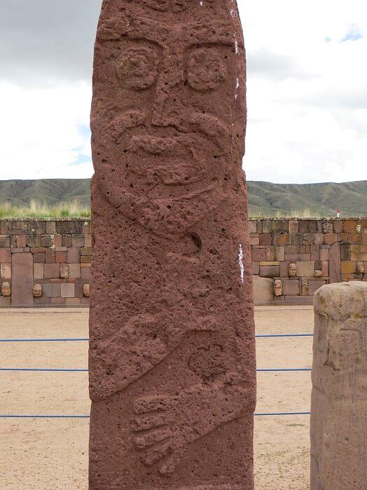 Ruinas de Tiwanaku