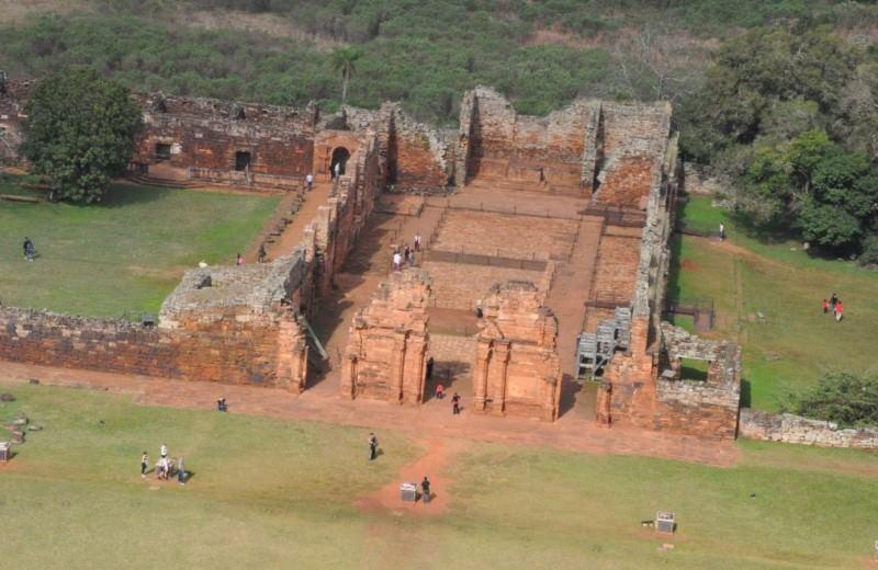 San Ignacio Ruins And  Wanda Mines