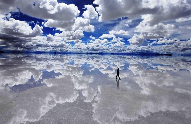 Salar De Uyuni - De Hito Cajon