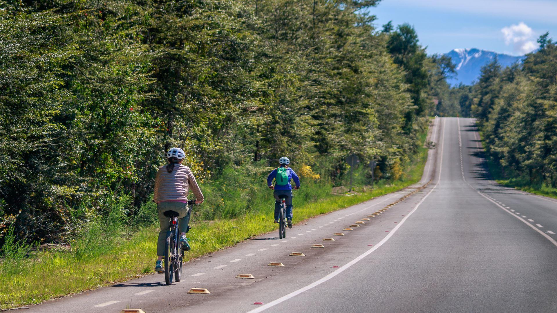Saltos De Petrohue Y Volcan Osorno En Bicicleta