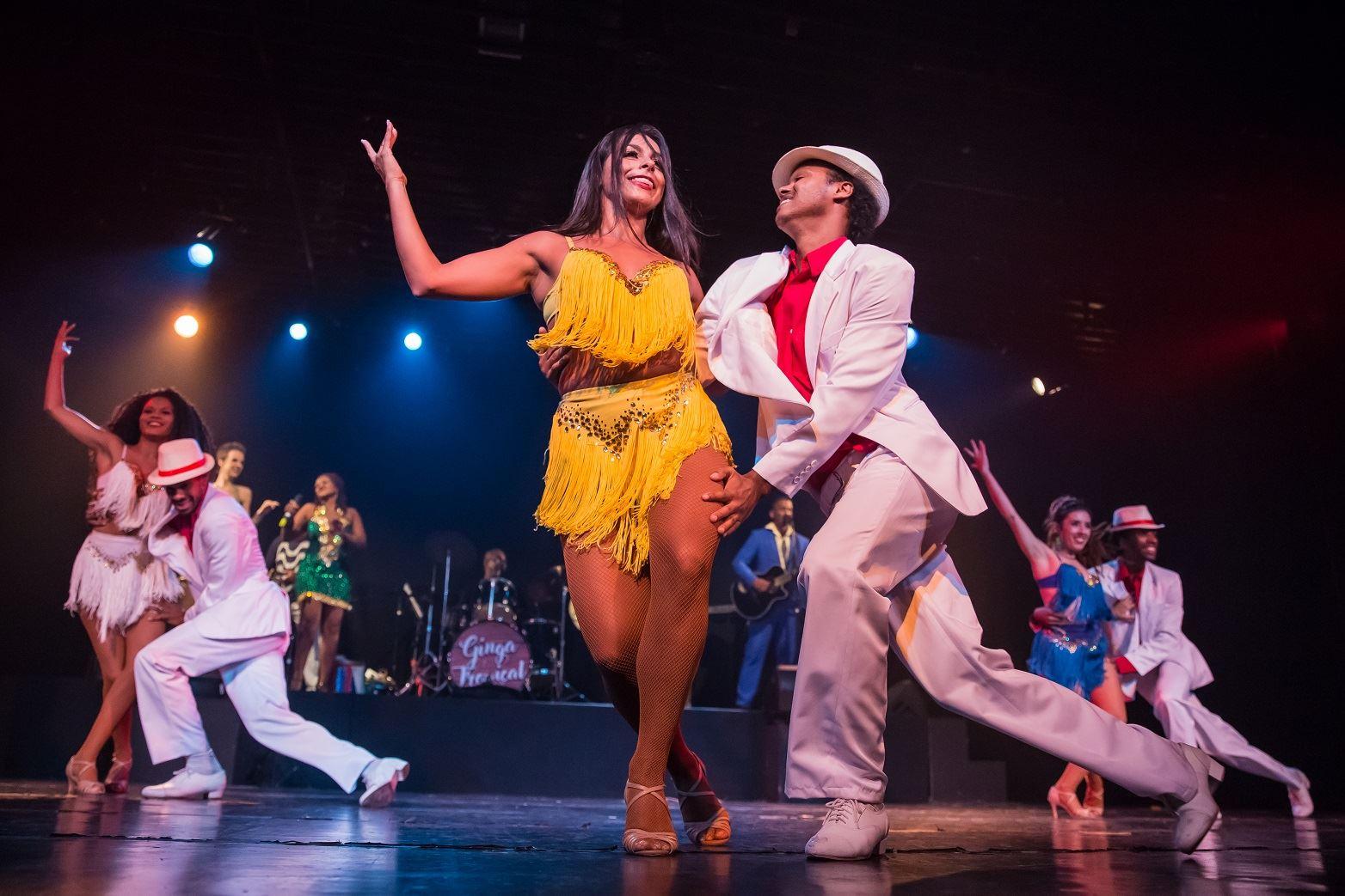 Samba Show Ginga