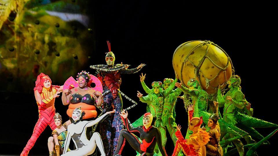Show Cirque Du Soleil - Tecnopolis