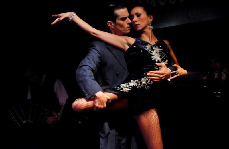 Taconeando Tango Show