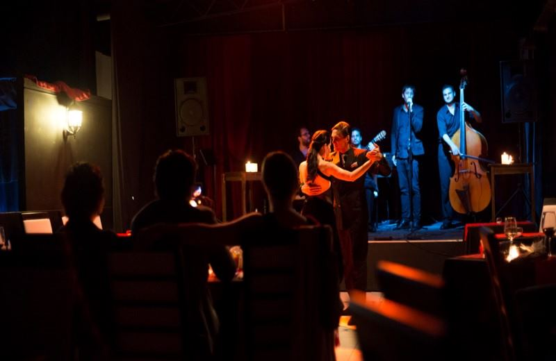 Tango Show At We Are Tango