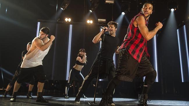 Show Ricky Martin - Directv Arena