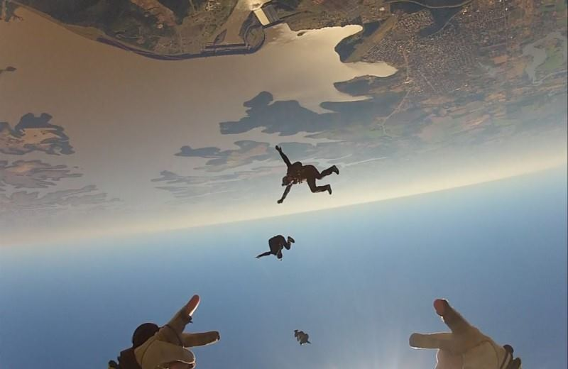 Skydive Foz