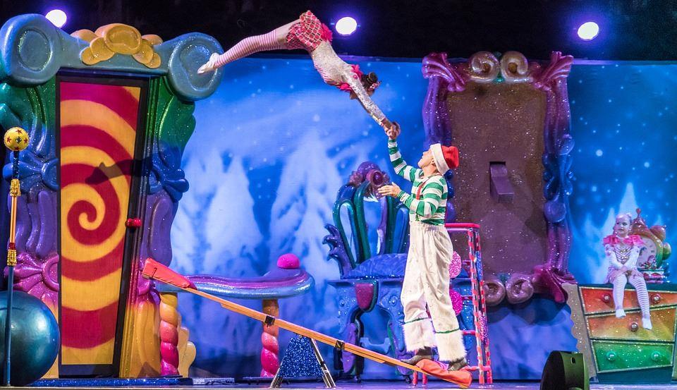 Soda Stereo & Cirque Du Soleil - Luna Park