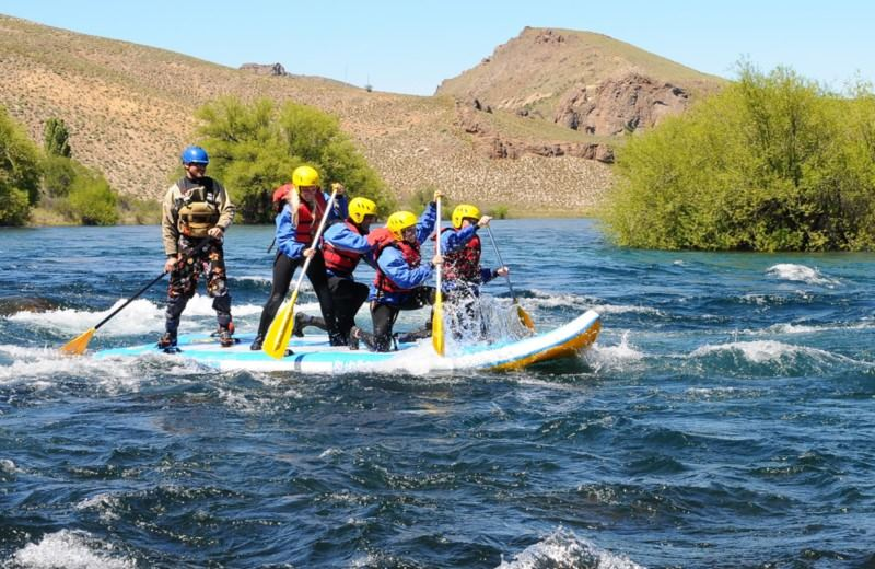 Stand Up Rafting Rio Limay