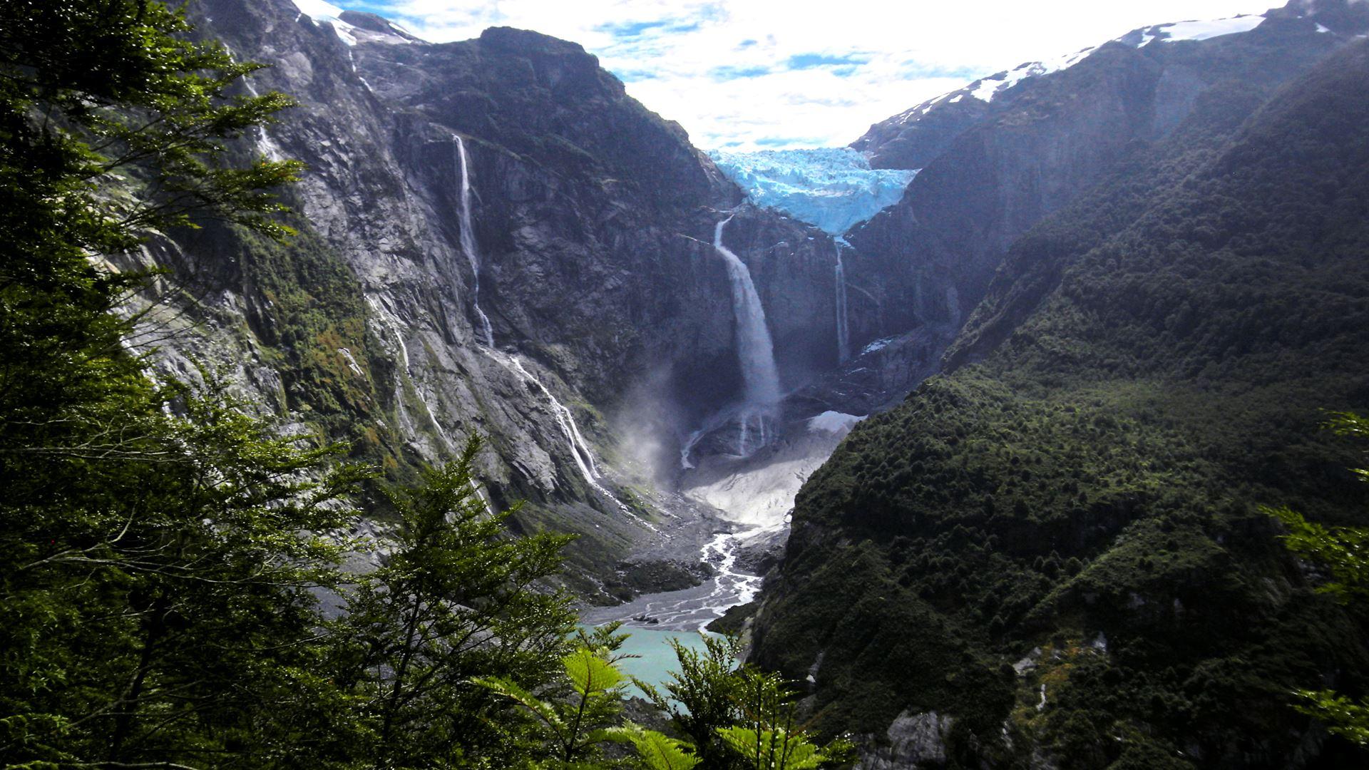sources d'eau chaude à Puyuhuapi