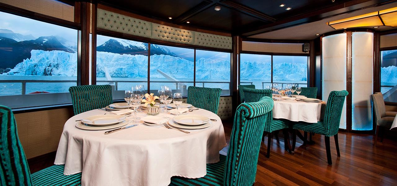 Marpatag Cruises Spirit of the Glaciers - 2 Days Cruise