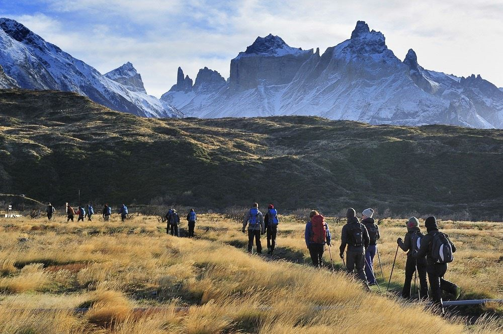 Torres del Paine and Pinguinos
