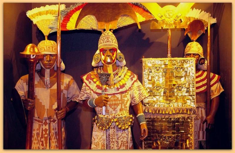Tour Arqueologico Tucume & Sipán