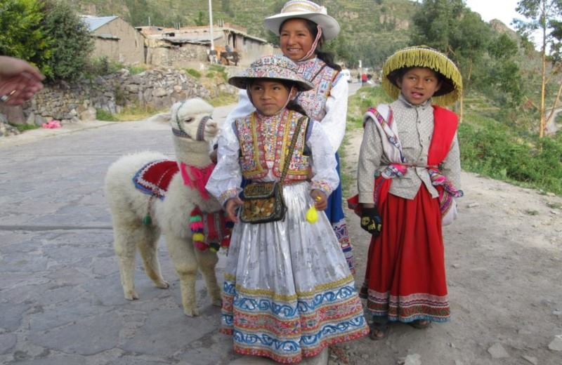 Excursion al Valle del Colca - 2 Días
