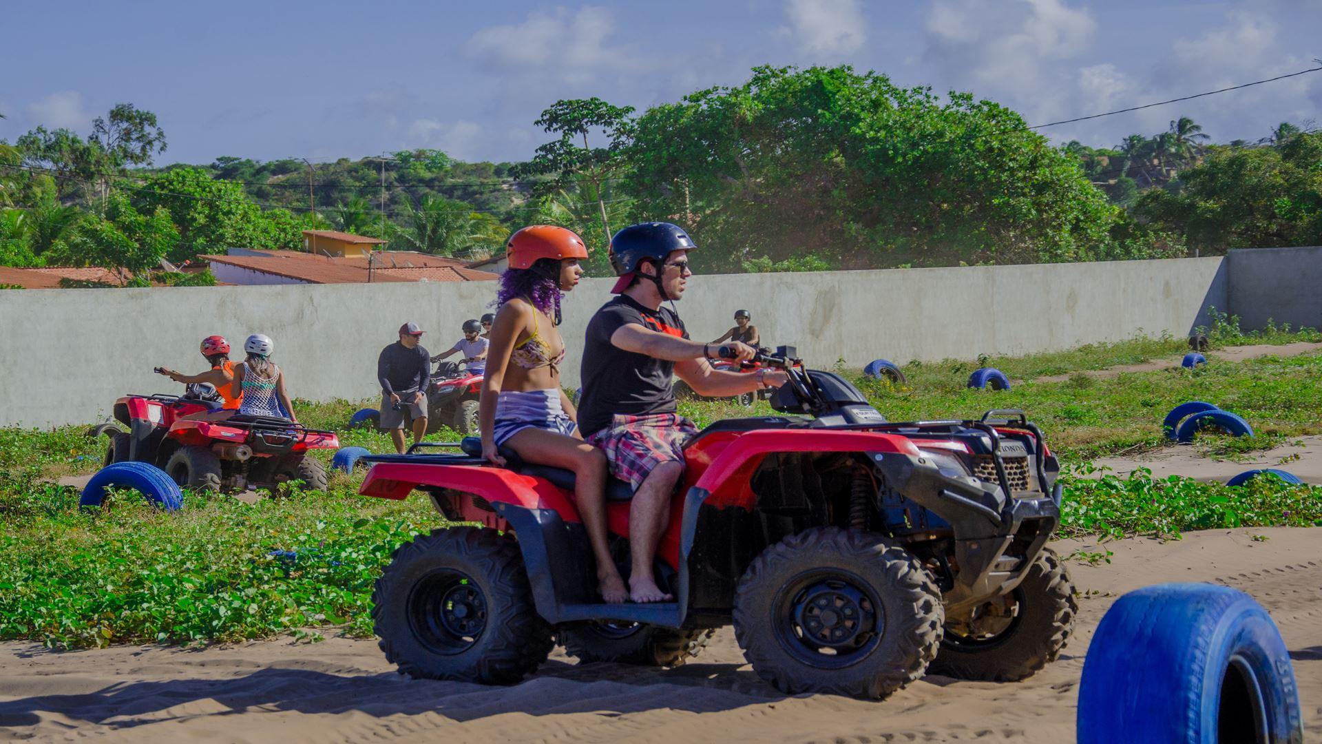 Quad Tour En Natal