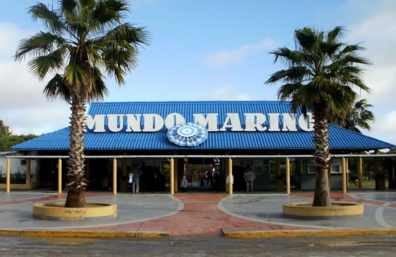 Full Day Tour To Mundo Marino From Buenos Aires