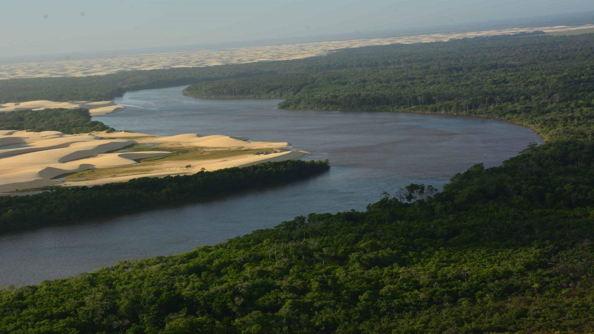 Boat Tour on the Preguiças River