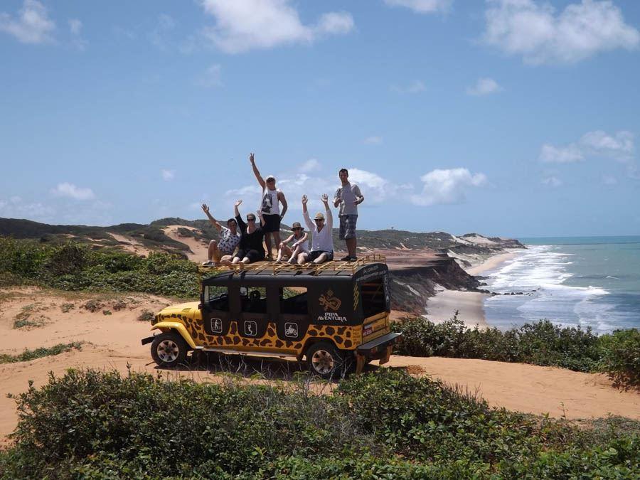 Pipa Jeep Tour