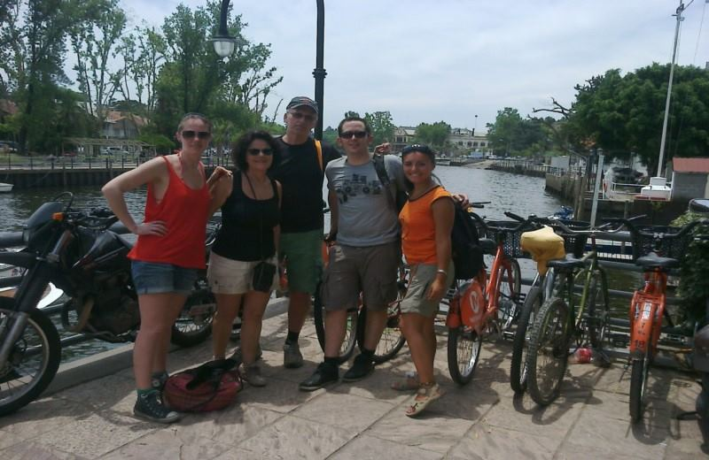 Bike Tour To Tigre And San Isidro