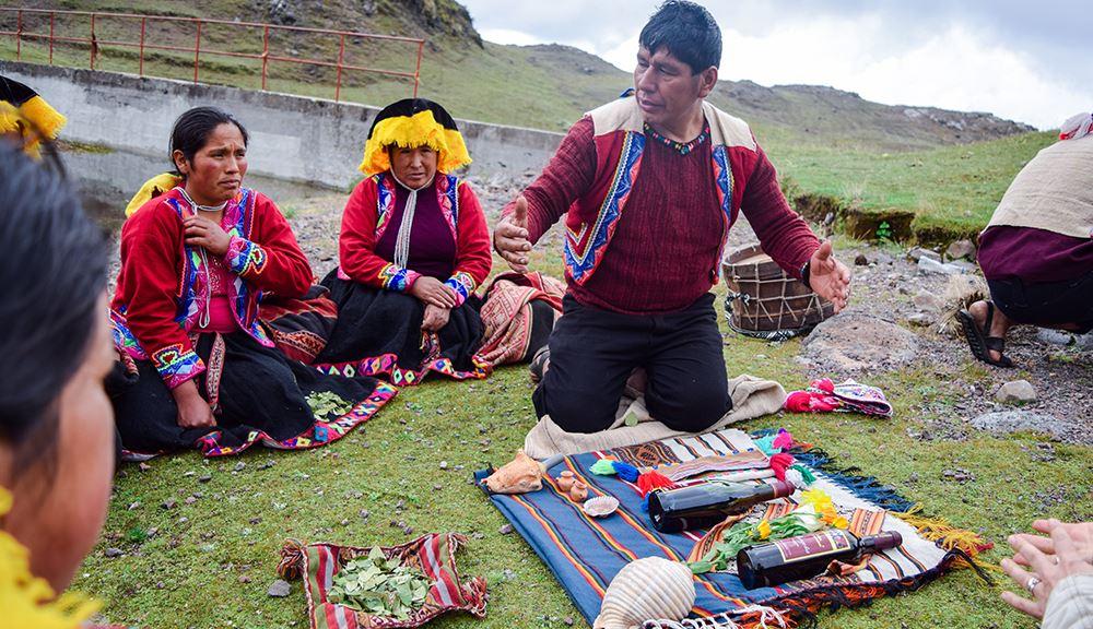 Andean Spirituality Tour
