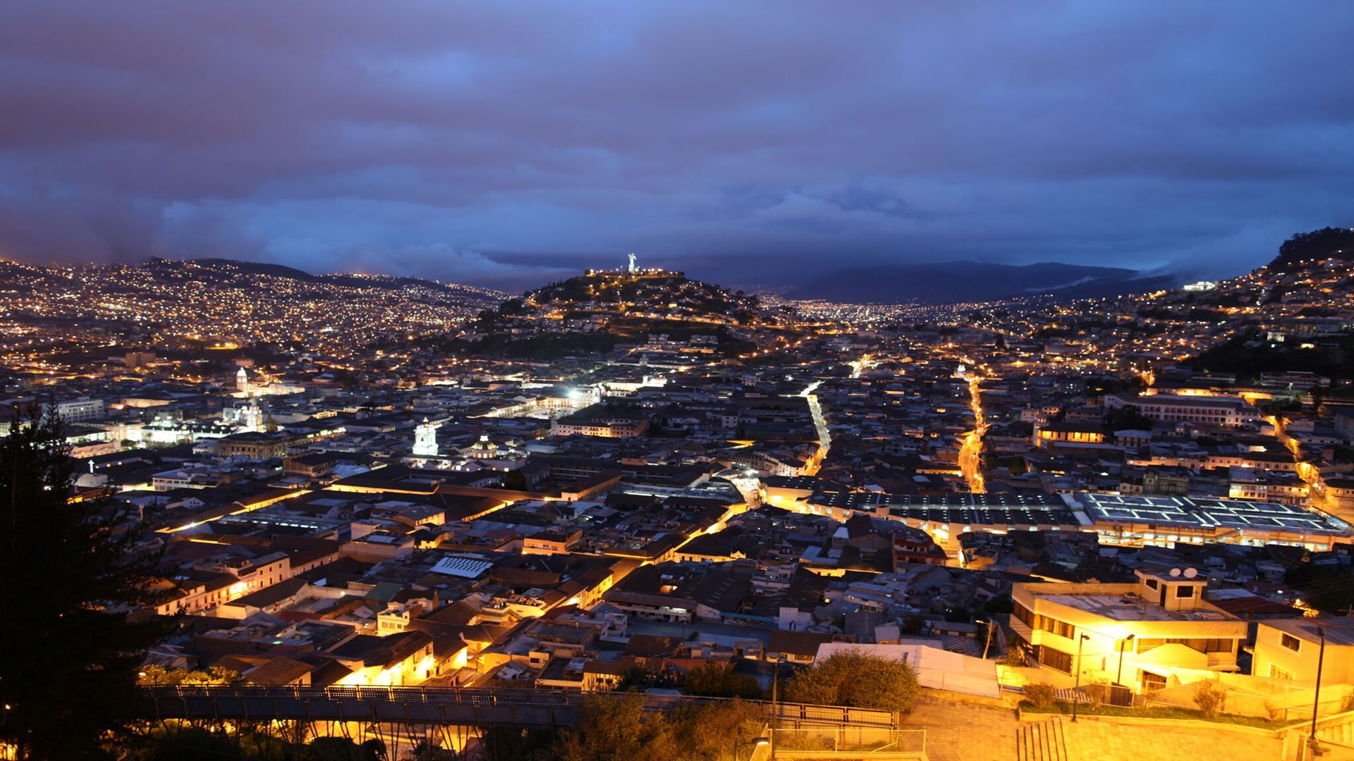 Mysterious Quito tour