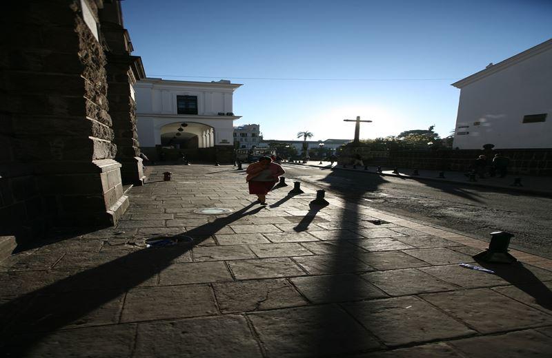 Mysterious Quito tour