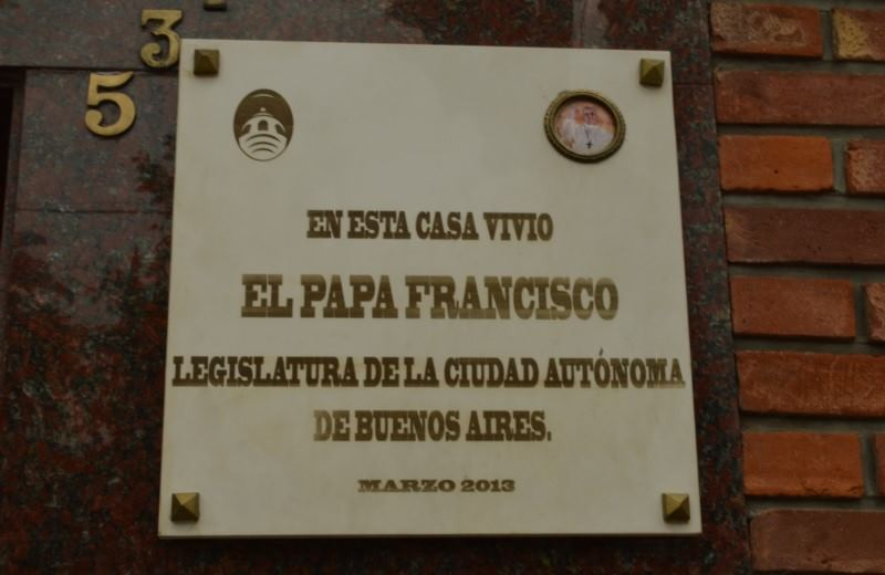 Tour Papa Francisco